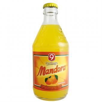 9 Springe Mandora 0,33 Liter incl. Pfand