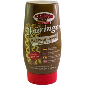 Altenburger Bratwurstsenf 250 ml