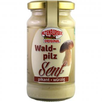Altenburger Waldpilz Senf 200 ml