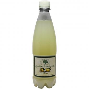 Bad Brambacher Garten-Limonade Zitrone 0,5 Liter incl. Pfand