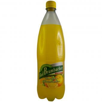 Bad Brambacher Orangen-Limonade 1 Liter incl. Pfand