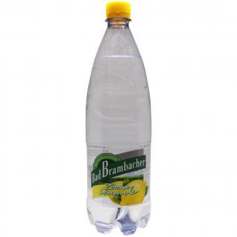 Bad Brambacher Zitronen-Limonade 1 Liter incl. Pfand