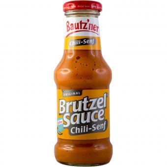 Bautzner Brutzel Sauce Chili-Senf 250ml