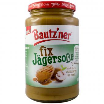 Bautzner fix Jägersoße 400 ml