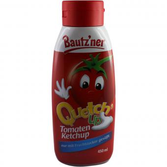 Bautzner Quetch Up Tomaten-Ketchup 450ml