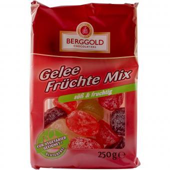 Berggold Gelee Früchte Mix 250g