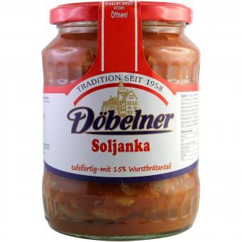 Döbelner Soljanka 670 g