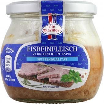 Die Thüringer Eisbeinfleisch im Glas 300g