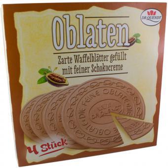 Dr. Quendt Oblaten Schokocreme 150 g