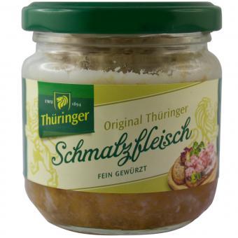 EWU Original Thüringer Schmalzfleisch 160g