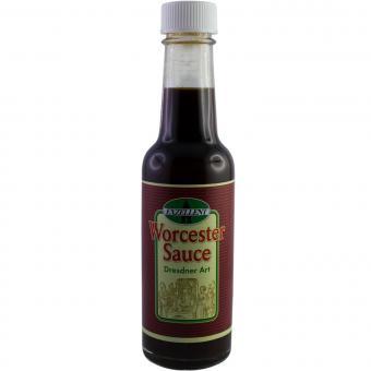 Exzellent Worcester Sauce Dresdner Art 140 ml