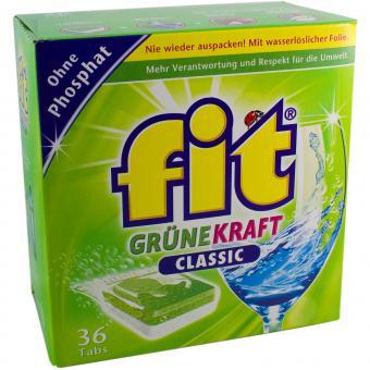 fit Grüne Kraft Classic 36 Tabs