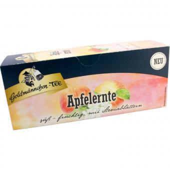 Goldmännchen Tee Apfelernte 25x2g