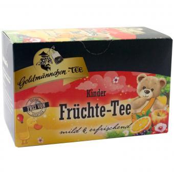 Goldmännchen Tee Kinder Früchtetee 20x2,25g