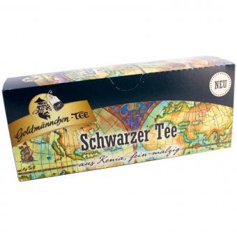 Goldmännchen Tee Schwarzer Tee Kenia 25x1,5g