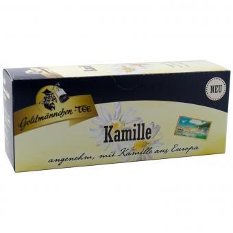 Goldmännchen Tee Kamille 25x1,4g