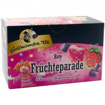 Goldmännchen Tee Rote Früchteparade 20x2,5g