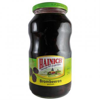 Hainich Brombeeren 720ml-Glas