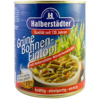 Halberstädter Grüne Bohnen-Eintopf 800g