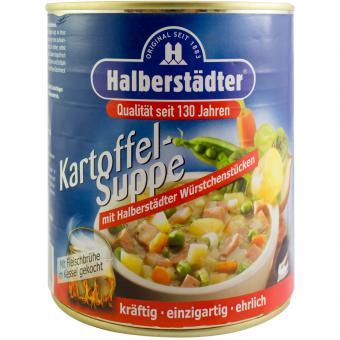 Halberstädter Kartoffel-Suppe 800g