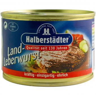 Halberstädter Landleberwurst 160g