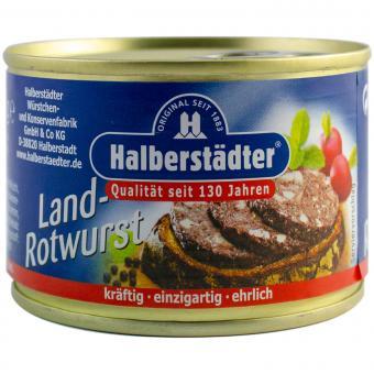 Halberstädter Landrotwurst 160g