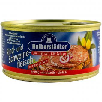 Halberstädter Rind- und Schweinefleisch 300g