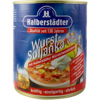 Halberstädter Wurst-Soljanka 800g