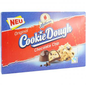 Halloren Original Cookie Dough Chocolate Chip 150g