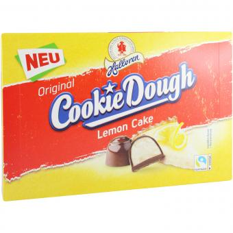 Halloren Original Cookie Dough Lemon Cake 145g