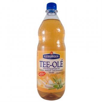 Ileburger Sachsen Quelle Tee-Olé 1 Liter incl. Pfand