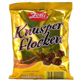 Zetti Knusperflocken 140 g