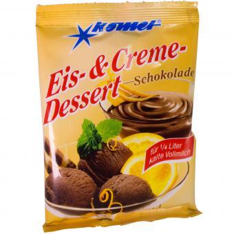 Komet Eis- und Creme-Dessert Schokolade 70g