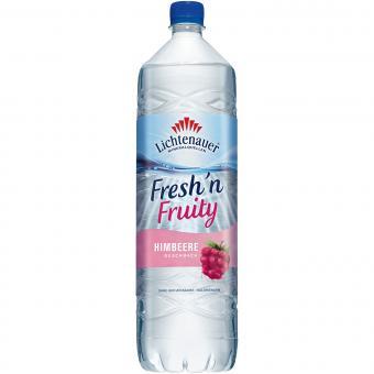 Lichtenauer Fresh'n Fruity Himbeere 1,5 Liter incl. Pfand