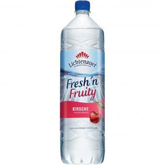 Lichtenauer Fresh'n Fruity Kirsche 1,5 Liter incl. Pfand