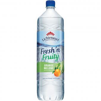 Lichtenauer Fresh'n Fruity Orange-Melone 1,5 Liter incl. Pfand