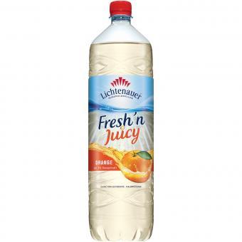 Lichtenauer Fresh'n Juicy Orange 1,5 Liter incl. Pfand
