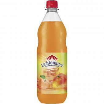 Lichtenauer Mandarine-Mango 1 Liter incl. Pfand