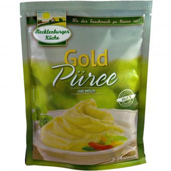 Mecklenburger Küche Kartoffel Gold Püree mit Milch
