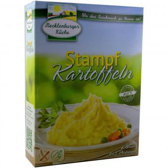 Mecklenburger Küche Stampfkartoffeln