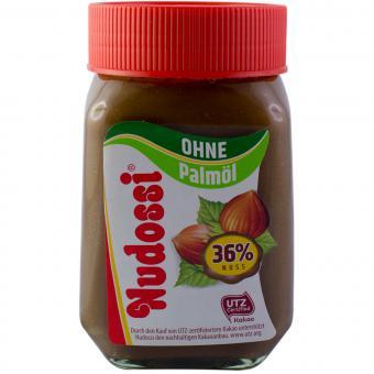 Nudossi ohne Palmöl 300 g