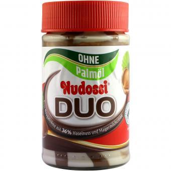 Nudossi Duo ohne Palmöl 300 g