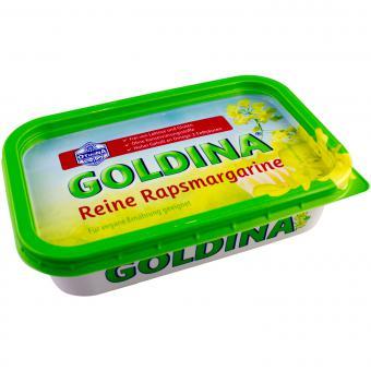 Goldina Reine Rapsmargarine 250g