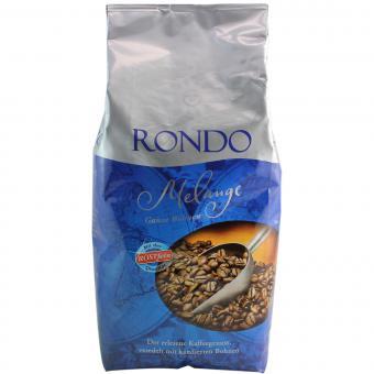 Röstfein Rondo Melange Ganze Bohnen 500g