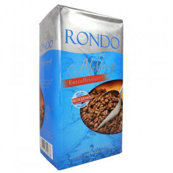 Röstfein Rondo Melange Röstfein Entcoffiniert 500g