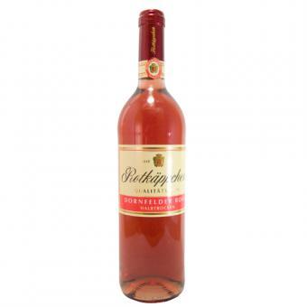 Rotkäppchen Dornfelder Rosé halbtrocken 0,75 Liter
