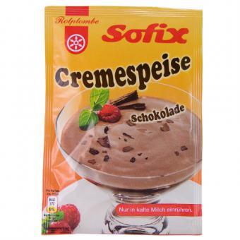 Sofix Cremespeise Schokolade