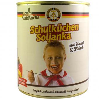 Original Schulküche Schulküchen Soljanka 800 g