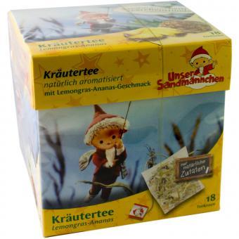 Thüringer Kräuterhof Sandmännchens Märchenstunde Lemongras-Ananas
