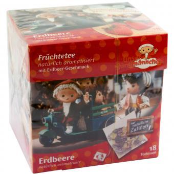 Thüringer Kräuterhof Sandmännchens Märchenstunde Erdbeere